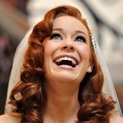 Admirable Bridal Hairstyles Gallery Weddinggawker Short Hairstyles Gunalazisus