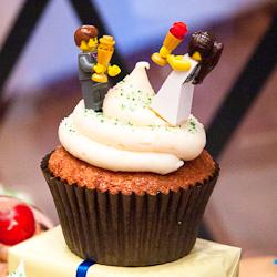 lego cake topper | weddinggawker