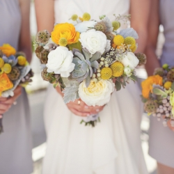 Grey and yellow wedding weddinggawker grey and yellow wedding mightylinksfo
