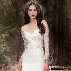 Jenny Lee Bridal Spring 2017 Dress