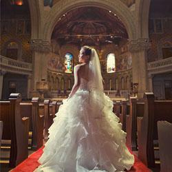 Majestic Stanford Wedding Weddinggawker