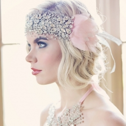 unique headpieces | weddinggawker