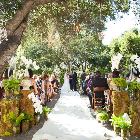 Santa Barbara Park Wedding