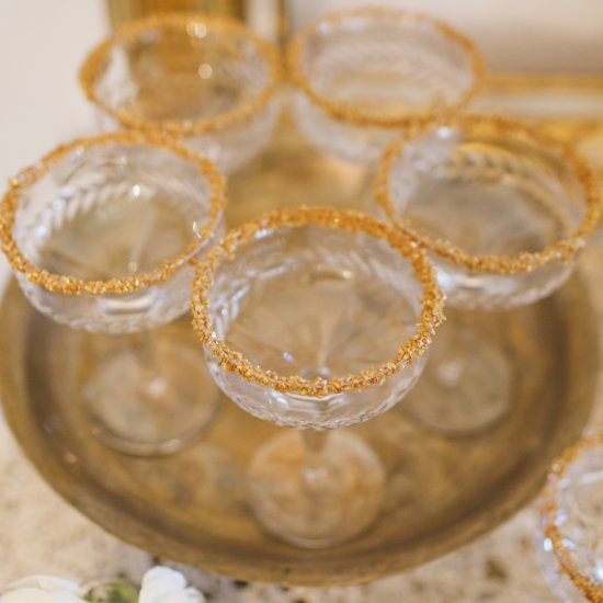 Happy Hour Themed Bridal Shower