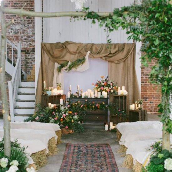 Irish Country Wedding Inspiration