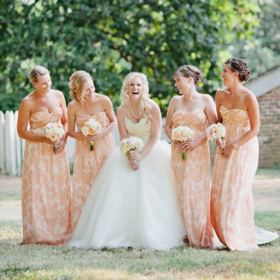 unique bridesmaid dress gallery | weddinggawker