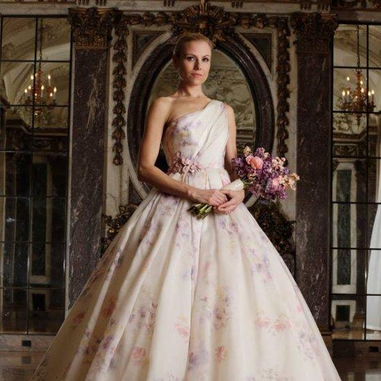 romona keveza wedding dress | weddinggawker