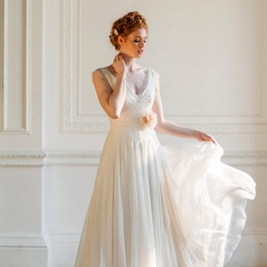 bfecf1b615b tulle wedding dress gallery