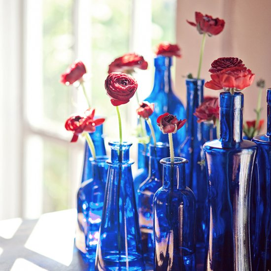 red white and blue wedding gallery | weddinggawker