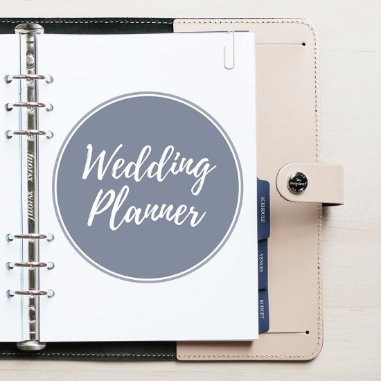 Free Printable Wedding Planner  Weddinggawker
