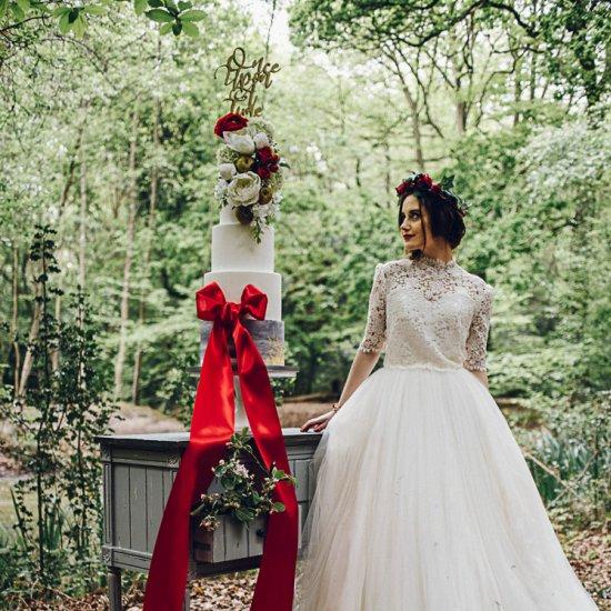 Magical Snow White Wedding Ideas