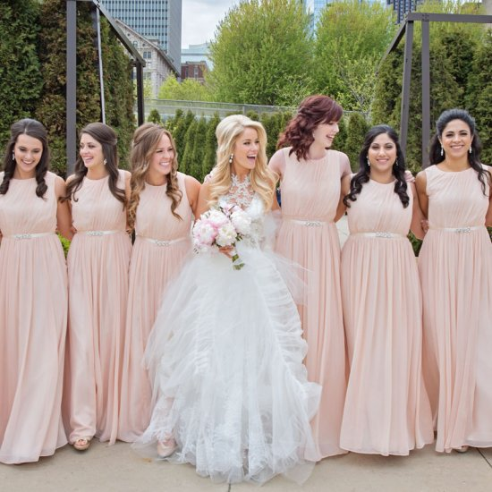 Giving Thanks To Bridesmaids