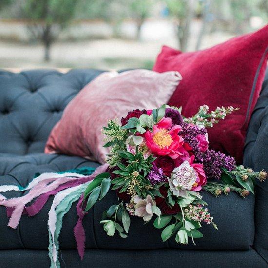 purple wedding ideas gallery   weddinggawker