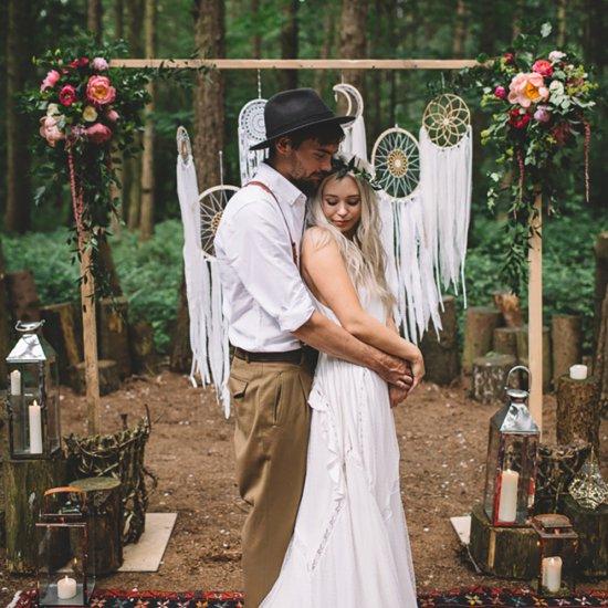 woodland wedding ideas gallery | weddinggawker