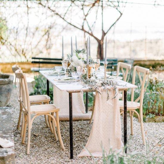 romantic outdoor wedding ideas | weddinggawker